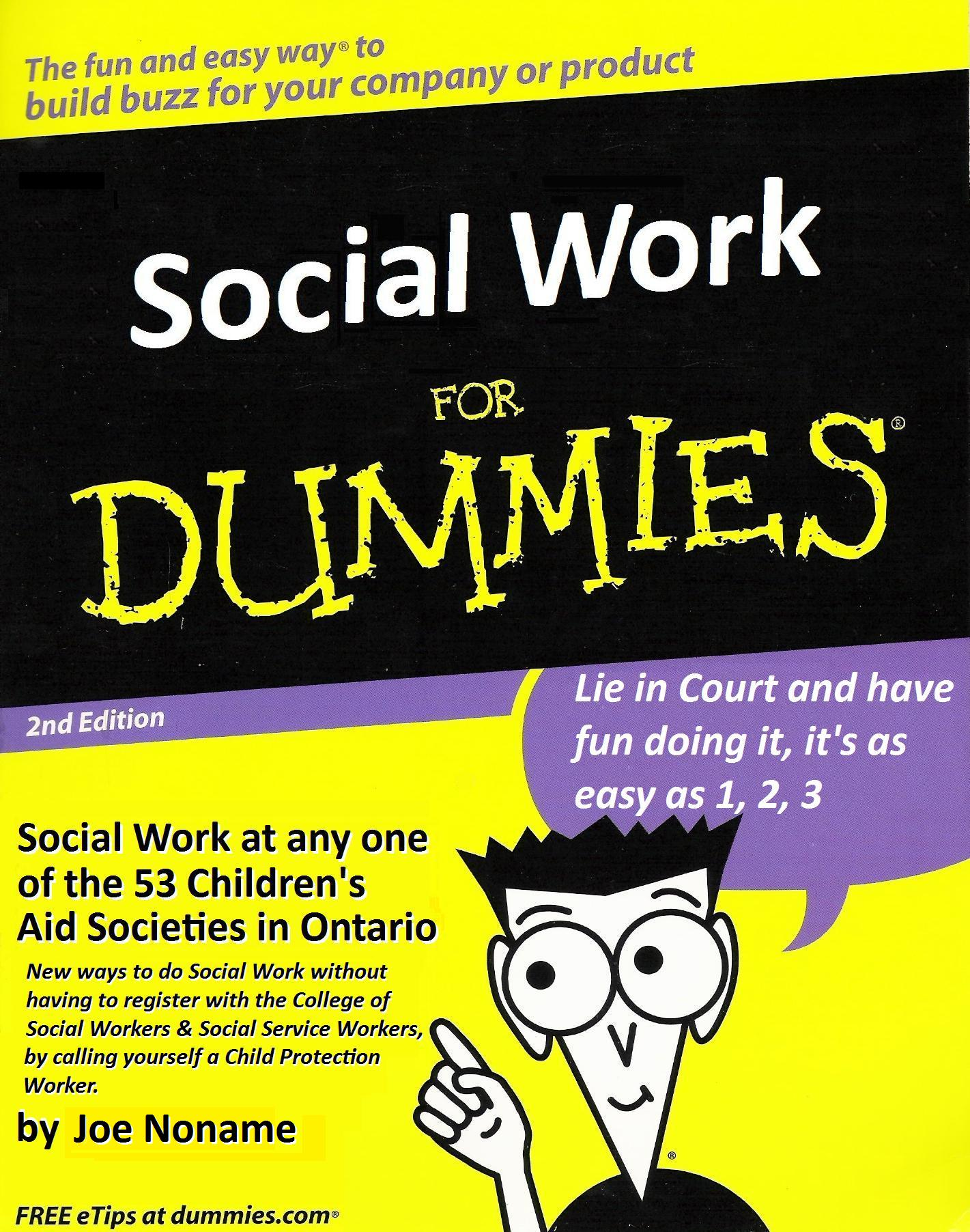 Essay on social service worker